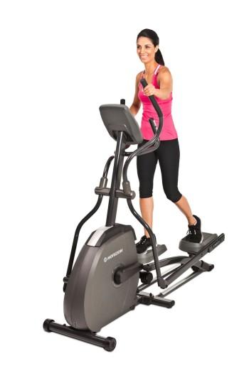 elliptical vs. treadmill trainer thesis